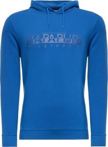 Bluza Napapijri w młodzieżowym stylu