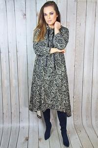 Sukienka hitdnia.com.pl asymetryczna w stylu casual