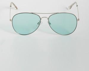 Zielone okulary damskie Sinsay