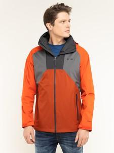 Pomarańczowa kurtka Columbia w stylu casual
