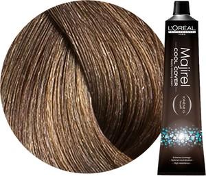 L'Oreal Paris Loreal Majirel Cool Cover | Trwała farba do włosów o chłodnych odcieniach - kolor 7 blond 50ml - Wysyłka w 24H!