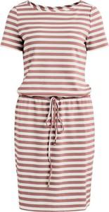 Sukienka Vila mini w stylu casual z krótkim rękawem