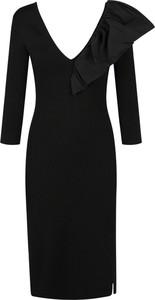 Sukienka Givenchy z długim rękawem