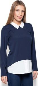 Niebieska bluzka Katrus