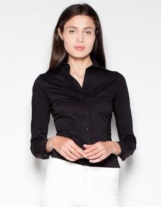 Czarna koszula Venaton