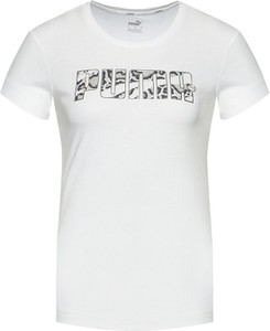 T-shirt Puma w sportowym stylu