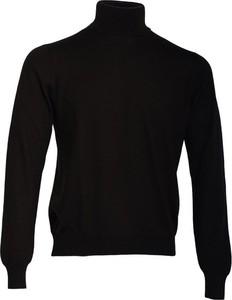 Czarny sweter Gran Sasso