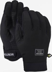 Rękawiczki Burton z zamszu w sportowym stylu
