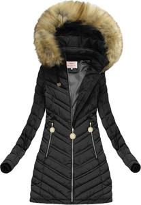 Czarna kurtka mhm bez wzorów