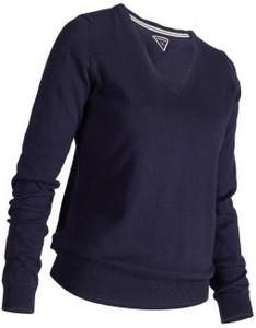 Granatowy sweter Inesis