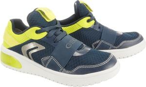 Buty sportowe dziecięce Geox ze skóry