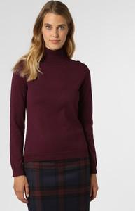 Czerwony sweter brookshire w stylu casual