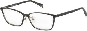 Czarne okulary damskie Italia Independent