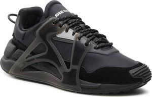 Buty sportowe Diesel w sportowym stylu sznurowane