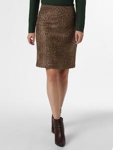 Brązowa spódnica Franco Callegari mini