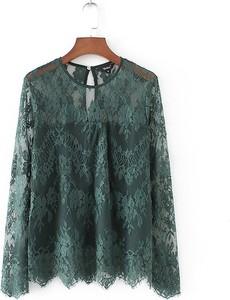 Zielona bluzka Yaze