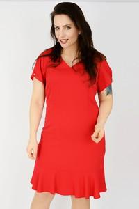 978c6f55 sukienki wyszczuplające rozmiar 44 - stylowo i modnie z Allani
