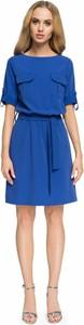 Sukienka Style z krótkim rękawem mini