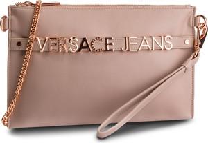 Różowa torebka Versace Jeans mała