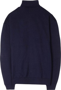 Sweter Selected Homme z golfem z wełny