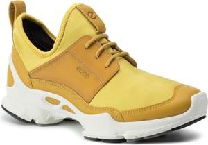 Sneakersy Ecco na platformie