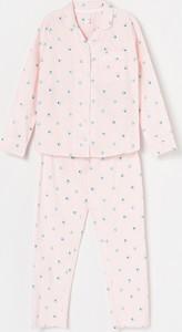 Różowa piżama Reserved dla dziewczynek