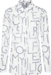 Koszula Tommy Hilfiger z długim rękawem z kołnierzykiem