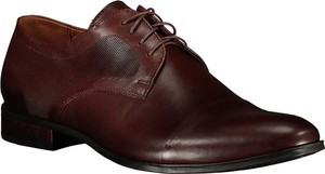 Buty Lavard sznurowane