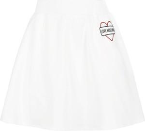 Spódnica Love Moschino w młodzieżowym stylu mini