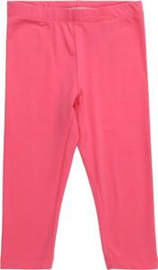 Różowe legginsy dziecięce Name it