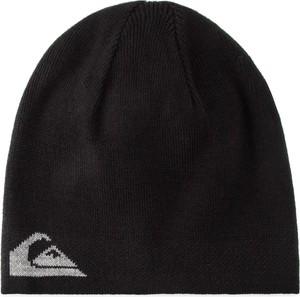 Czarna czapka Quiksilver