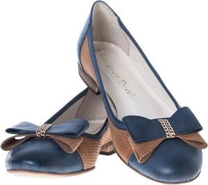 Baleriny Lafemmeshoes w stylu casual