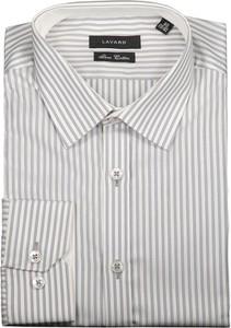 Koszula Lavard z długim rękawem z tkaniny