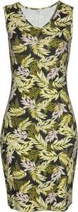 Sukienka bonprix bpc selection w stylu casual bez rękawów