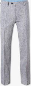Spodnie CANDA z lnu w stylu casual