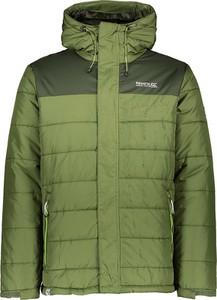 Zielona kurtka Regatta w stylu casual