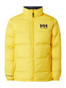 Żółta kurtka Helly Hansen krótka