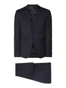 Niebieski garnitur Cinque