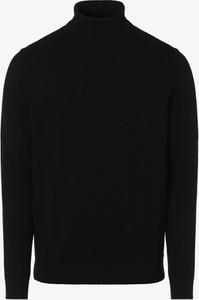 Czarny sweter Selected w stylu casual