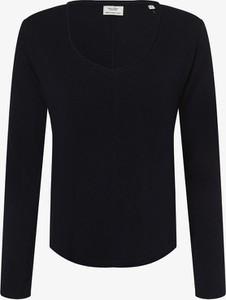T-shirt Marc O'Polo DENIM z długim rękawem w stylu casual z bawełny