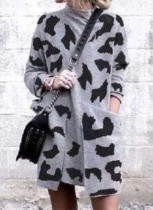 Sukienka Cikelly z okrągłym dekoltem mini w stylu casual