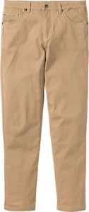 Beżowe spodnie bonprix bpc bonprix collection