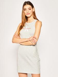 Sukienka Calvin Klein sportowa bez rękawów
