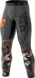 Czarne spodnie sportowe Smmash