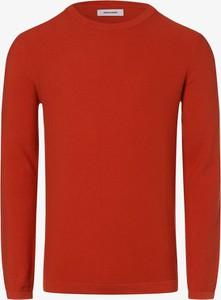 Czerwony sweter Jack & Jones