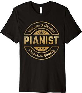 Bluzka Musicians Pro Store z okrągłym dekoltem