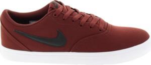 Buty sportowe Nike w street stylu sb z zamszu