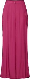Różowe spodnie Sand Copenhagen w stylu retro