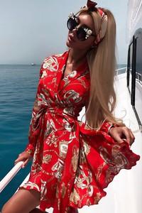 Sukienka Ivet.pl w stylu casual