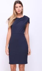 Niebieska sukienka Chic & Pretty